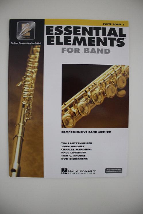 Essential Elements: Comprehensive Band Method, Flute Book 1