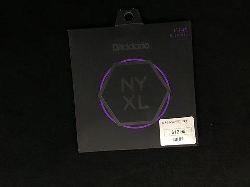 D'Addario NY XL Medium