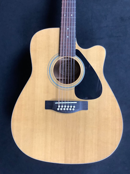 Yamaha 12 String FG 411CE  used