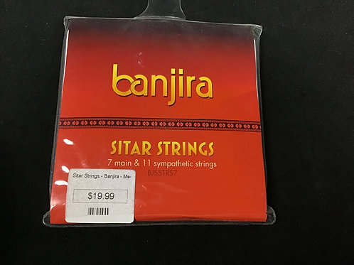 Sitar Strings - Banjira