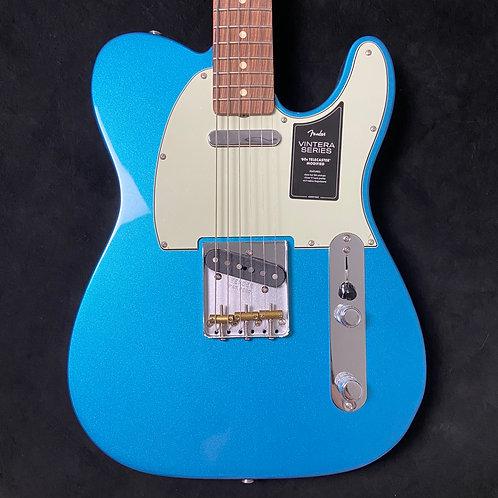 Fender Vintera Modified 60s Telecaster - Lake Placid Blue