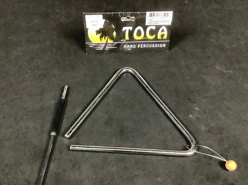 "Toca Triangle 8"""