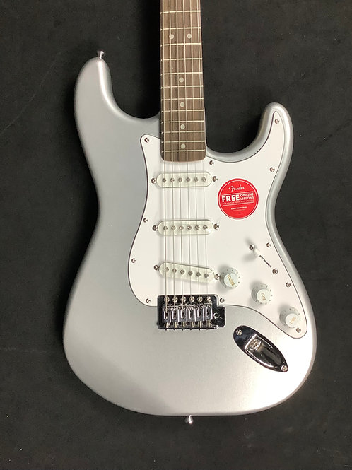 Squier Affinity Strat Silver