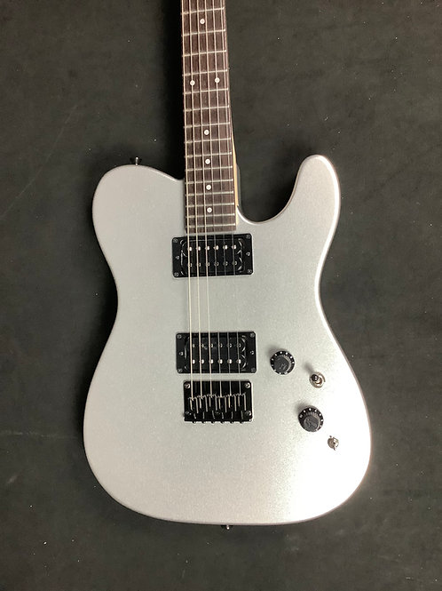 Fender Limited Edition Boxer HH Telecaster - Inca Silver