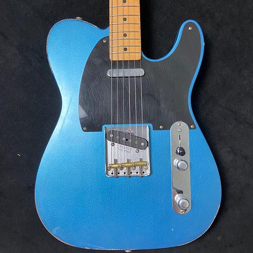 Fender Vintera Road Worn 50s Telecaster - Lake Placid Blue
