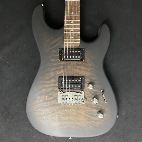 G&L USA Legacy HH RMC - Blackburst Frost/Quilted Maple