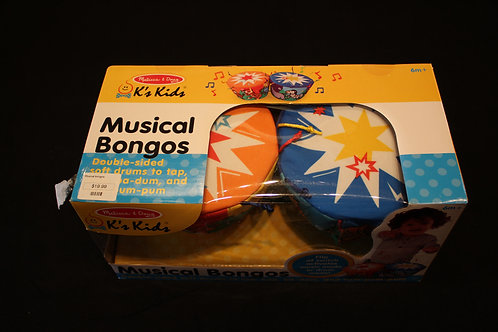 Melissa & Doug Electric Bongos