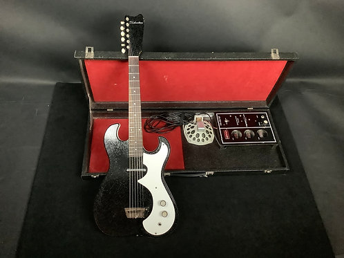 Sears Silvertone Electric with Amp Case