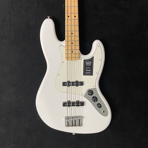 Fender Player Series Jazz Bass - Polar White