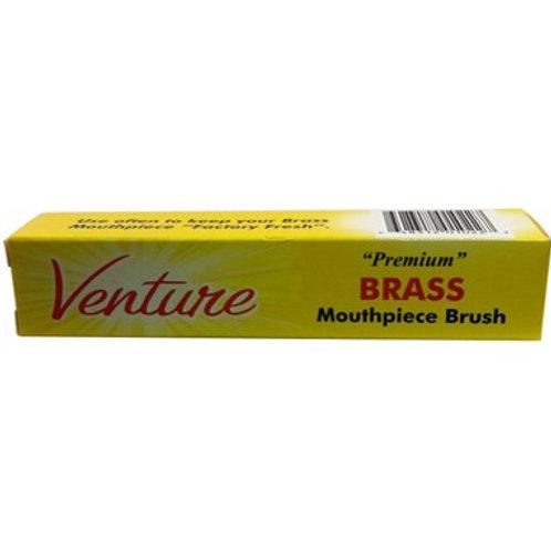 Venture Brass Mouthpiece Brush