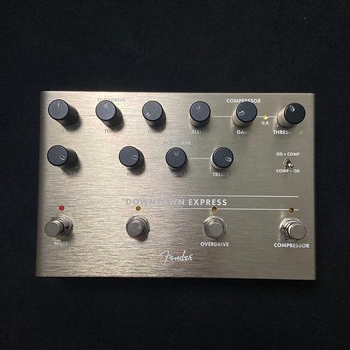 Fender Downtown Express Bass Effects Processor