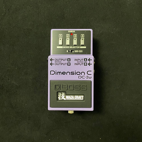 Boss Waza Craft DC-2w Dimension C