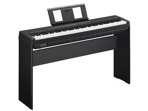 Yamaha P45B Piano with statnd