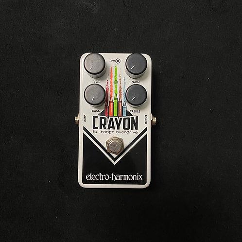 Electro-Harmonix Crayon Full-Range Overdrive