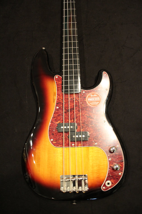 Fender Squier Fretless Jazz Bass