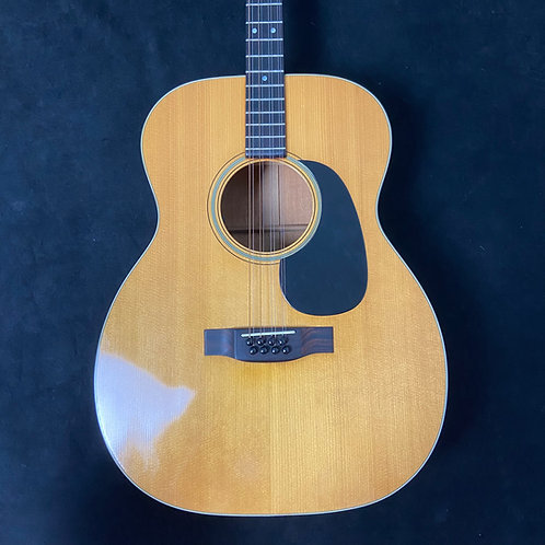 1969 Martin SO-18T8 8-String Tenor Guitar