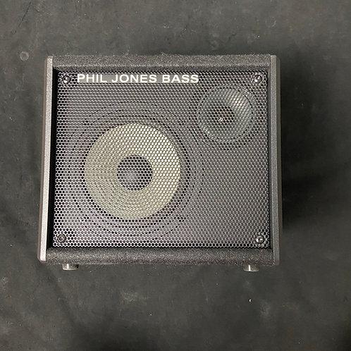 Phil Jones M-7 Micro 7 Combo