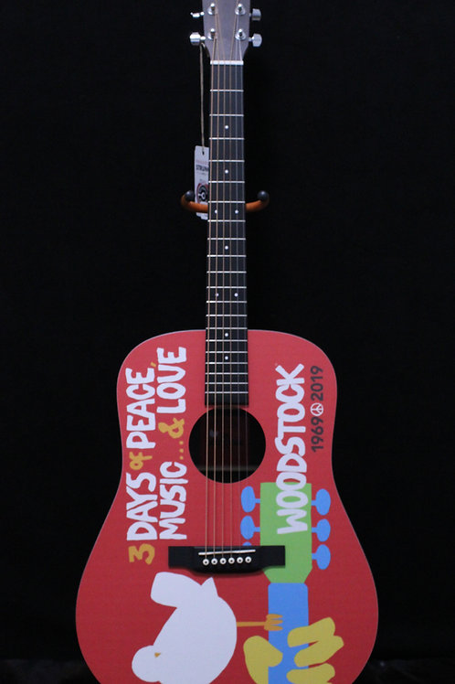 Martin DX Woodstock 50 Year Edition