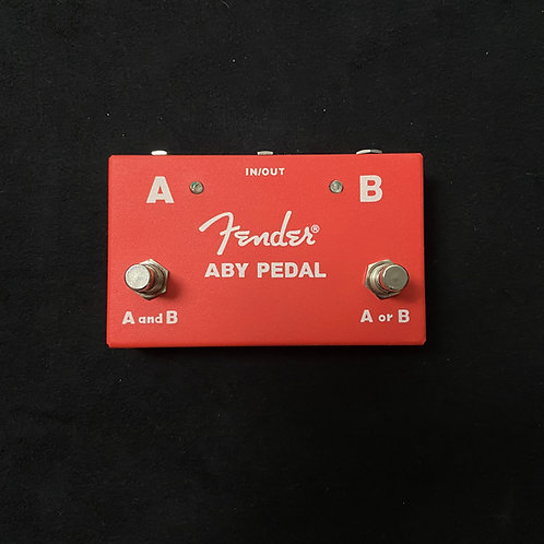 Fender Micro ABY Selector Footswitch