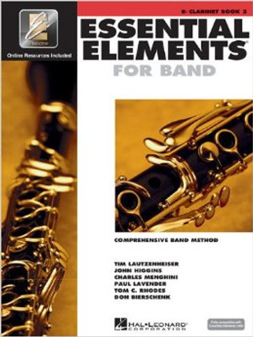 Essential Elements: Comprehensive Band Method, Clarinet Book 2