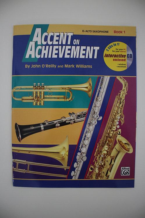 Accent On Achievement, Alto Sax