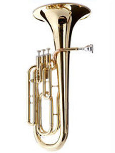 Baritone Horn Rental - Full year rental