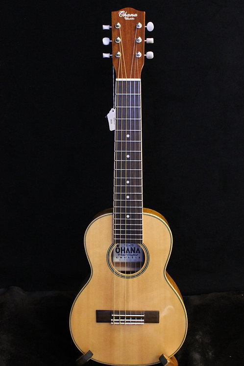 Ohana TKG-70 6-String Guitar Ukulele