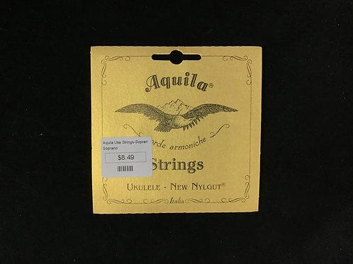 Aquila Uke Strings-Soprano