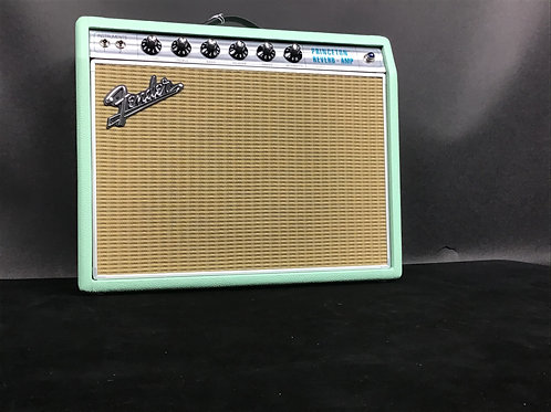 Fender Princeton Surf green Limited Edition