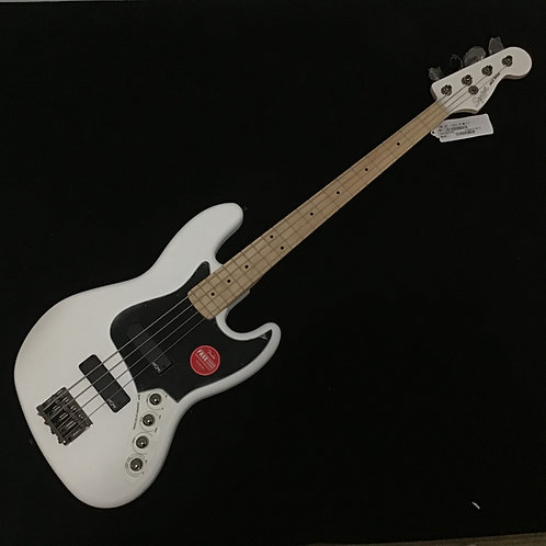 Squier Contemporary Active Jazz Bass HH - Flat White