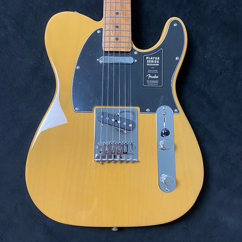 Fender Limited Edition Roasted Player Series Telecaster - Butterscotch Blonde