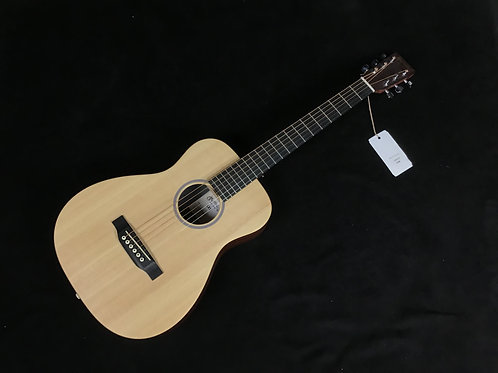 Martin LX1- solid spruce top