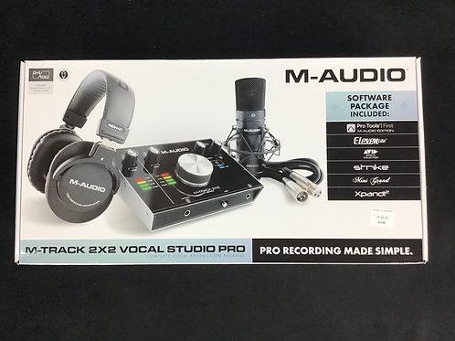M-Audio 2x2 Vocal Studio