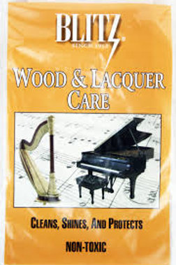 Wood & Lacquer Care Cloth