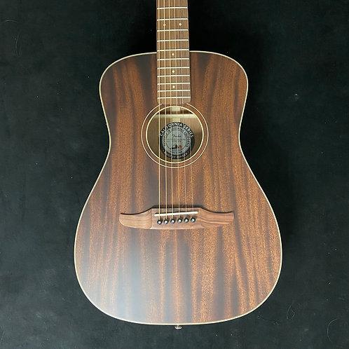 Fender Malibu Special MAH Short Scale Acoutsic Guitar