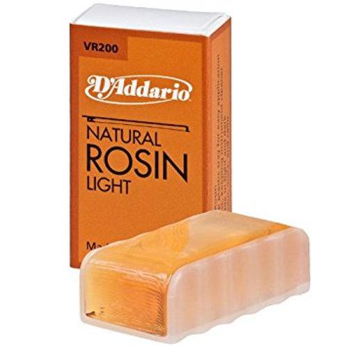 D'Addario Natural Light Rosin