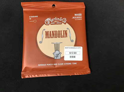 Martin Standard 10 Mandolin Strings