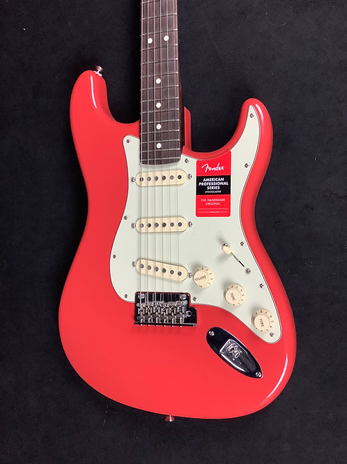 Fender American Professional Strat with Rosewood Neck
