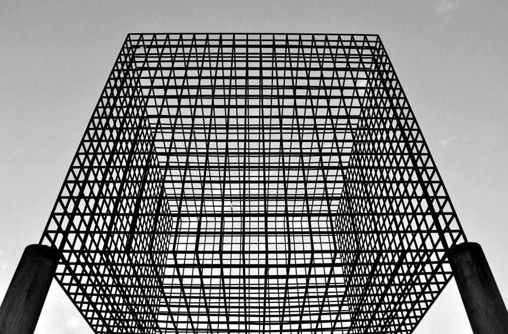"""galactic box, dall'opera """"senza titolo"""" di Milton Machado (Palazzo Di Lorenzo, Gibellina), cm 40x30"""