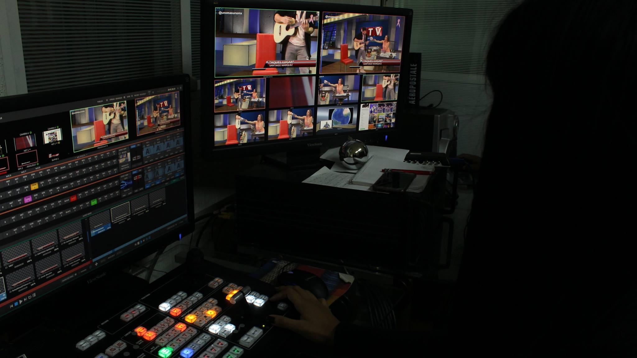 Tour de medios Santiago Marquez