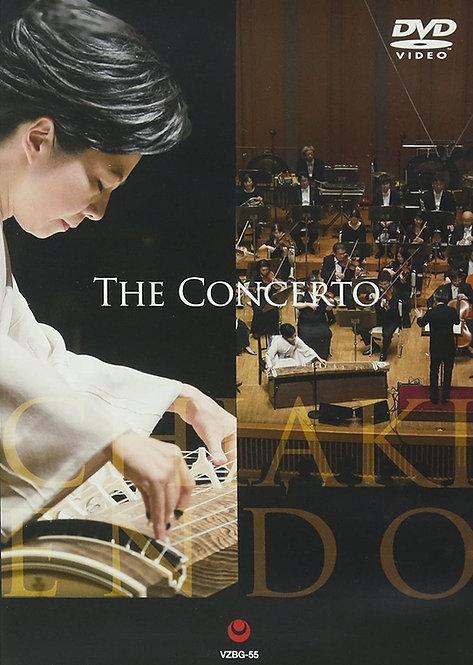 DVD「-THE CONCERTO-遠藤千晶箏リサイタル」2017年7月19日発売