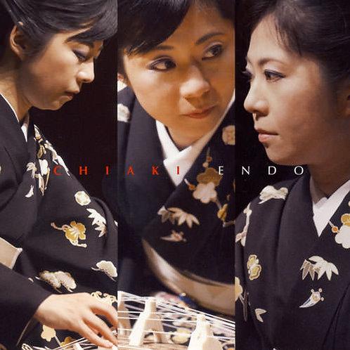 CD「傳-つたえ- 遠藤千晶箏リサイタル」