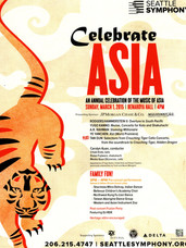 2015.3.1 Seattle Symphony Celebrate Asia 2015