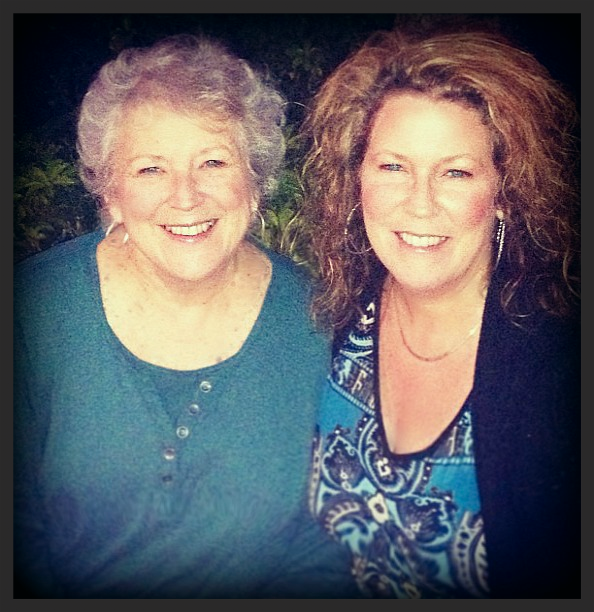 My Mom and best friend...love her.