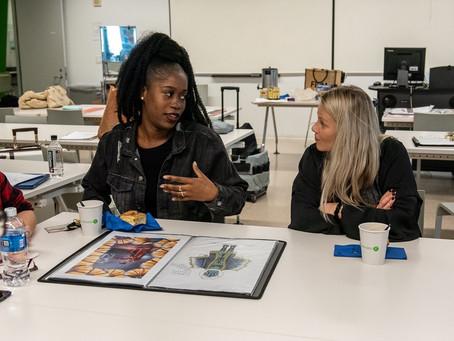 CREATIVE HUSTLE INTERVIEW : COSTUME DESIGNER MINGO