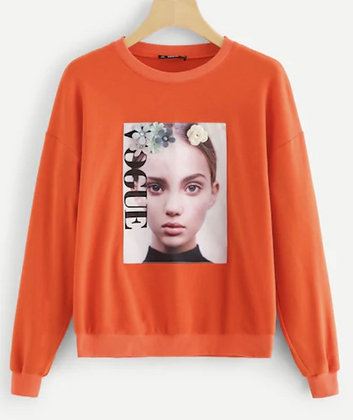 Vogue Me Sweater