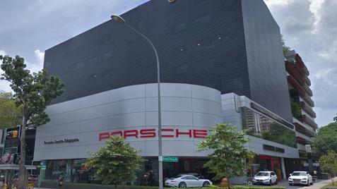 Stuttgart Pte Ltd (Porsche Centre)