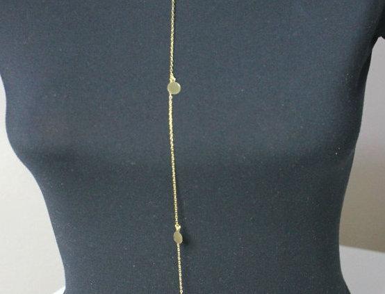 Body Chain Moedinhas