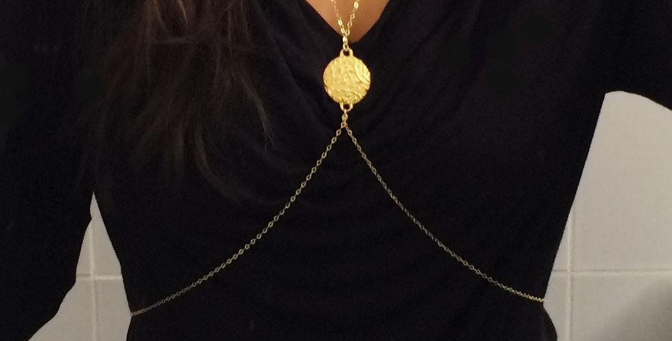 Body Chain Medalha