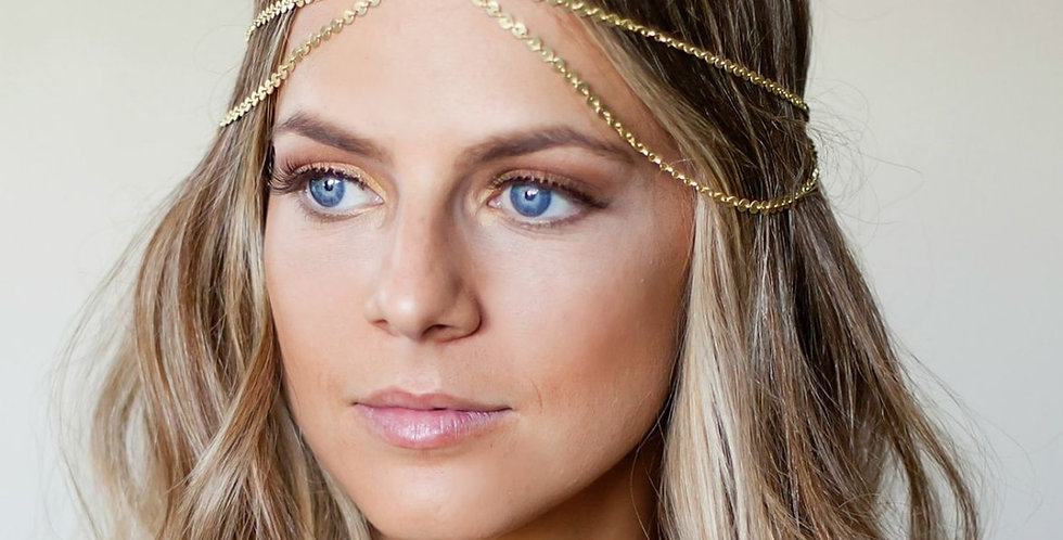 Headband Gold